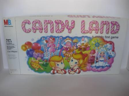 Candy Land (1984) (CIB) - Board Game